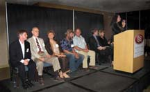 Honorees - Photo by Lis J. Schwitters